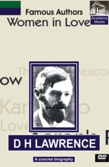 Famous Authors: DH Lawrence - A Concise Biography, DVD