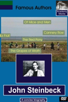 Famous Authors: John Steinbeck - A Concise Biography, DVD