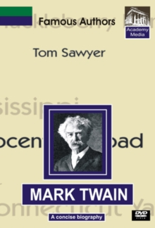 Famous Authors: Mark Twain - A Concise Biography, DVD