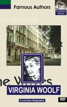 Famous Authors: Virginia Woolf - A Concise Biography, DVD
