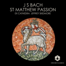 St. Matthew Passion, CD / Album