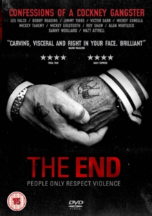 The End - Confessions of a Cockney Gangster, DVD DVD