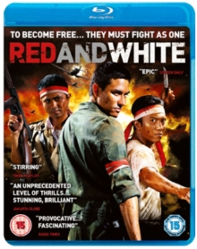 Red and White, Blu-ray