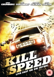 Kill Speed, DVD