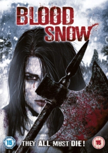 Blood Snow, DVD  DVD