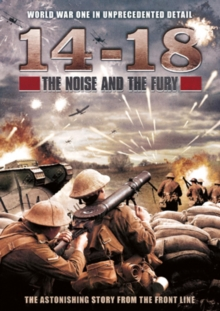 14-18 - The Noise and the Fury, DVD