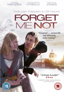 Forget Me Not, DVD