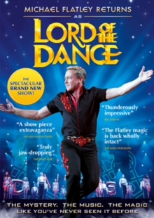 Michael Flatley Returns As Lord of the Dance, DVD  DVD