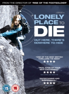 A   Lonely Place to Die, DVD