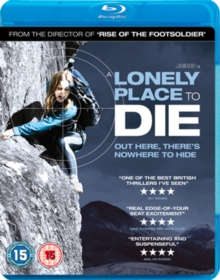 A   Lonely Place to Die, Blu-ray