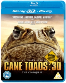 Cane Toads: The Conquest, Blu-ray
