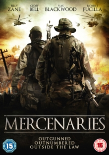 Mercenaries, DVD