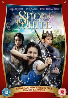 Grimm's Snow White, DVD