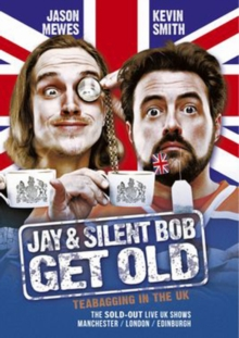 Jay and Silent Bob Get Old - Teabagging in the UK, DVD