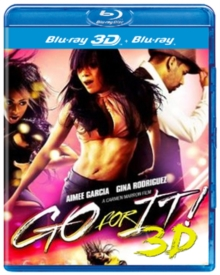 Go for It!, Blu-ray
