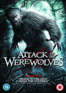 Attack of the Werewolves, DVD