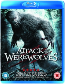 Attack of the Werewolves, Blu-ray