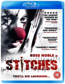 Stitches, Blu-ray  BluRay