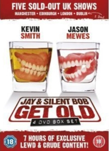 Jay and Silent Bob Get Old - Teabagging in the UK/Teabagging..., DVD  DVD