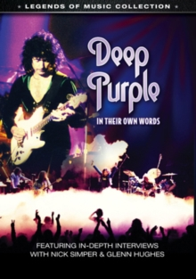 Deep Purple: In Their Own Words, DVD
