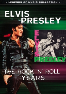 Elvis Presley: The Rock and Roll Years, DVD