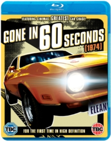 Gone in 60 Seconds, Blu-ray