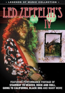 Led Zeppelin: Led Zeppelin IV, DVD  DVD