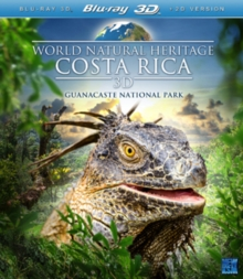 World Natural Heritage: Costa Rica - Guanacaste National Park, Blu-ray