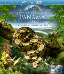 World Natural Heritage: Panama - La Amistad National Park, Blu-ray