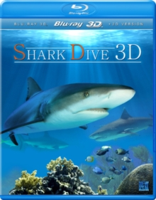 Shark Dive, Blu-ray