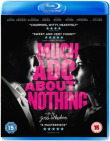 Much Ado About Nothing, Blu-ray