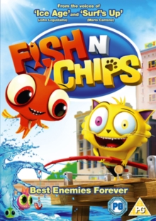 Fish 'N Chips - Best Enemies Forever, DVD
