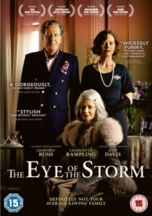 The Eye of the Storm, DVD