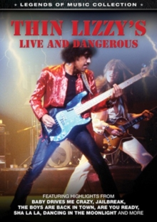 Thin Lizzy: Live and Dangerous - At the Rainbow, DVD