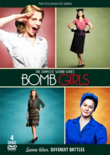 Bomb Girls: Series 2, DVD