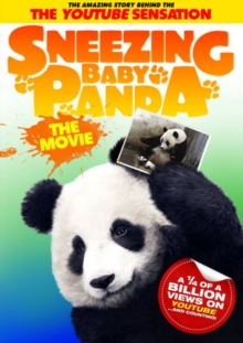 Sneezing Baby Panda - The Movie, DVD  DVD