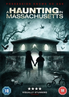 The Haunting in Massachusetts, DVD