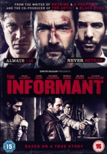 The Informant, DVD