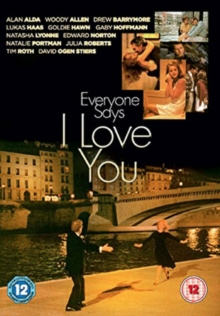 Everyone Says I Love You, DVD  DVD