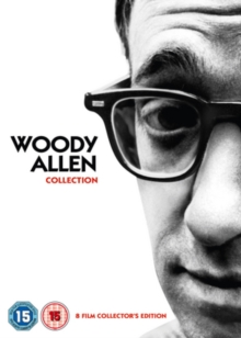The Woody Allen Library, DVD DVD