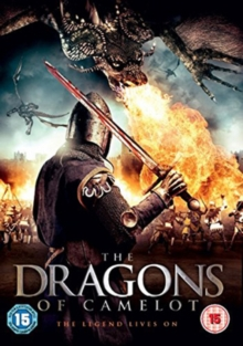 Dragons of Camelot, DVD