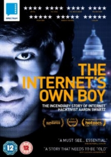 The Internet's Own Boy - The Story of Aaron Swartz, DVD DVD