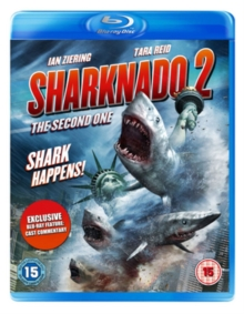 Sharknado 2 - The Second One, Blu-ray