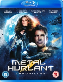 Metal Hurlant Chronicles, Blu-ray