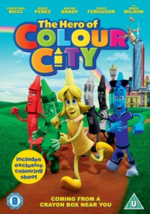 The Hero of Colour City, Blu-ray