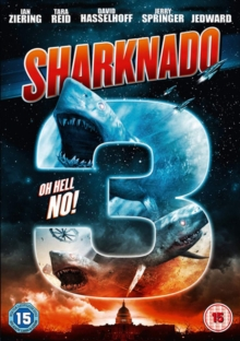 Sharknado 3 - Oh Hell No, DVD