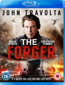 The Forger, Blu-ray