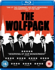 The Wolfpack, Blu-ray