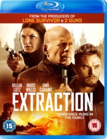 Extraction, Blu-ray BluRay