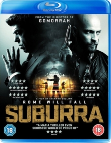Suburra, Blu-ray BluRay
